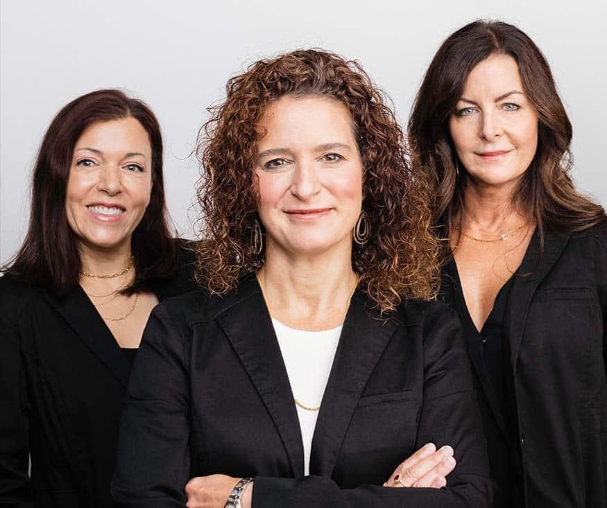 3 female physicians at RejuvenationMD in Bellingham   Burlington